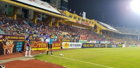 Hà Nội 2-0 Sông Lam Nghệ An