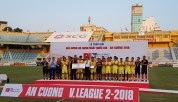 #vleague 2 2018 runners-up 2018
