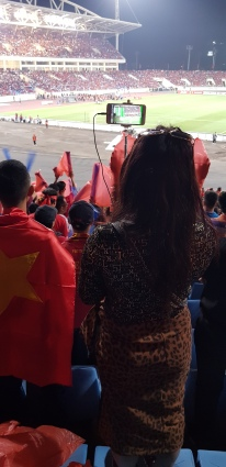 Some things need to change for Vietnam to develop a strong 'fan culture'