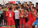 #vleague 2 Champions: Viettel FC