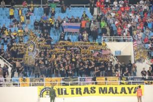 Vietnam 2-0 Malaysia