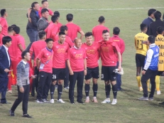 Coach Park Hang-seo and his keepers'