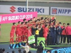 Vietnam 1-0 Malaysia